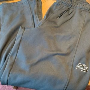 Men's Nike air sweats